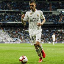 Ceballos se resigna al desafecto de Zidane