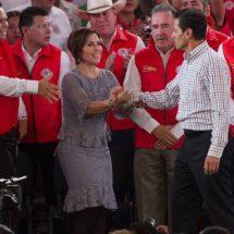 La Fiscalía mexicana lleva a la justicia a Rosario Robles, ministra de Peña Nieto, por corrupción