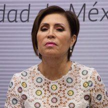Analiza Hacienda bloquear cuentas bancarias a Rosario Robles
