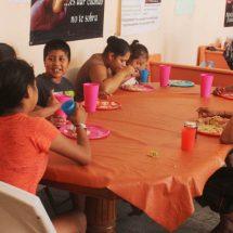 Presentan modelo de cuidados para niños migrantes