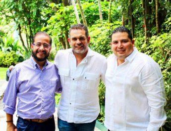 Jorge Argüelles, nuevo presidente de Encuentro Social en Morelos