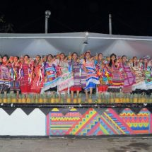 En Tuxtepec también se vive la Guelaguetza