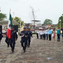 Coadyuva Gobierno de Tuxtepec para contrarrestar problemática ambientalista
