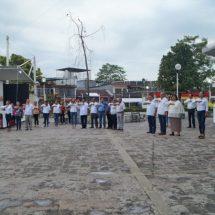Conmemora Ayuntamiento de Tuxtepec el 147 Aniversario Luctuoso de Benito Juárez