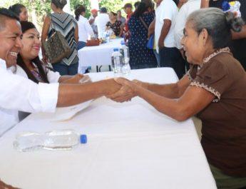 Caravana de Servicios cumple el propósito de gobernar Del Lado de la Gente: Dávila