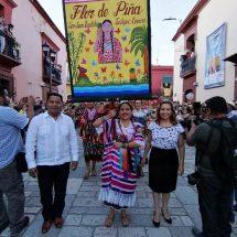 Estoy orgulloso de mi tierra y de su baile Flor de Piña: Dávila