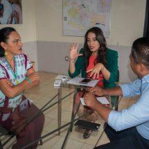 Dávila promueve a nivel estatal la Feria de la Inclusión Social Tuxtepec 2019