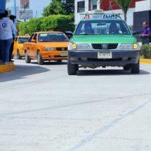 Abren paso en calle Matamoros… Gobierno de Dávila le cumple a Tuxtepec