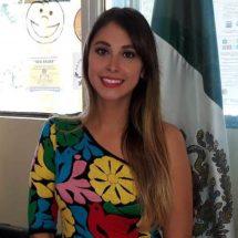 Tuxtepecana participará en concurso de arte textil en Barcelona España