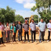 Con obras de urbanización afianzamos el desarrollo de Xoxocotlán: ALJ