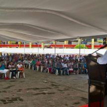 Inauguró Dávila la Feria de la Inclusión Social Tuxtepec 2019