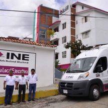 A concurso, 4 plazas del INE en Oaxaca