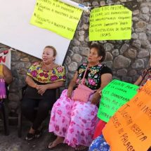 Va Juchitán a la Guelaguetza… ¡a protestar!