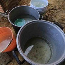 Sin agua, casi 600 mil hogares en Oaxaca