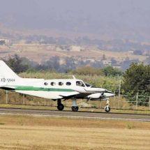 Desierta, licitación de taxi aéreo