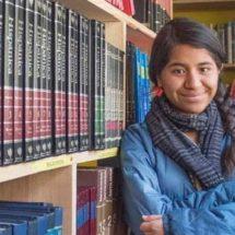Joven de la UNAM abre segunda biblioteca en Sierra Mixe de Oaxaca