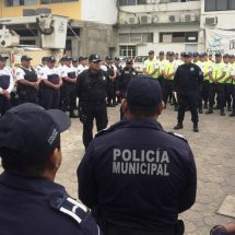 Otra vez cambian al director de la Policía Preventiva Municipal