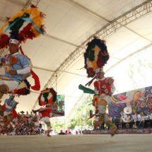 Vibra Santa Lucía del Camino con su primera Guelaguetza Tradicional 2019