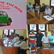 """Realizaran primer encuentro de """"Vochos"""" en Cosamaloapan el 28 de julio de 2019"""