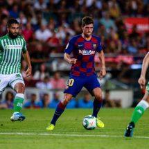 """Griezmann: """"Veo a Messi hacerlo en el entreno y le he copiado"""""""