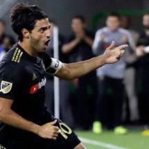 CARLOS VELA CONFESÓ SU DESEO DE RETIRARSE EN LOS ANGELES FC
