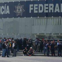 Instalan mesa de fiscalización para extinción de Policía Federal