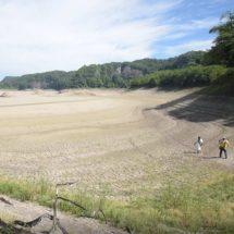 Se seca la laguna de Metzabok, 'Dios del Trueno'