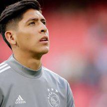 Edson Álvarez no debutó en Champions, pero lo hará