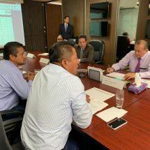 Dávila gestiona infraestructura educativa para Tuxtepec
