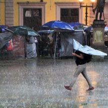Continuarán las lluvias en Oaxaca; reportan afectaciones en el Istmo