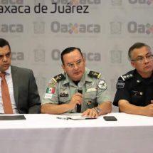 Faltan más de mil efectivos de la Guardia Nacional que arriben a Oaxaca