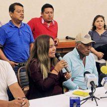 Piden paridad en Consejo Municipal de San Dionisio