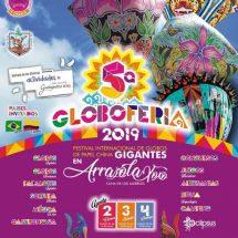 Invita Sectur Oaxaca a la Globoferia 2019 en su quinta edición
