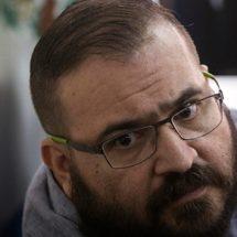 Javier Duarte asegura que aún no rinde declaración ante la Fiscalía