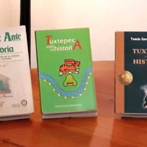 """Presentan proyecto del tercer libro """"Tuxtepec ante la historia"""""""