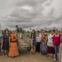Istmeñas se oponen a instalación de nuevo parque eólico en Unión Hidalgo