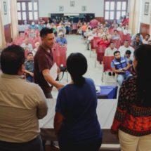 Continúa ayuntamiento de Cosamaloapan capacitando al comercio sobre el buen manejo de residuos y alimentos.