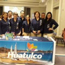 Presentan Sectur Oaxaca y prestadores de servicios de la Costa oferta turística en Canadá