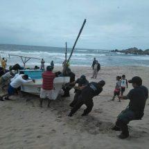 Se implementa operativo en la Costa para rescate de pescadores: CEPCO