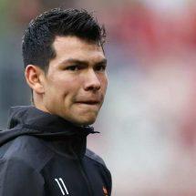 'Chucky' Lozano no debutará con Napoli en la Fecha 1