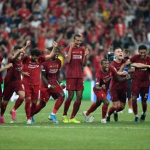 Liverpool conquistó su cuarta Supercopa de la UEFA