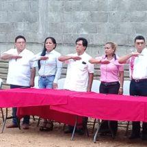 """Gobierno de Tuxtepec cede instalaciones a la Secundaria General """"Bicentenario"""""""