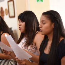 Alista Señorita América 2019 participación en actos cívicos de Oaxaca