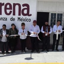 'Admiro al presidente', dice alcalde que deja al PAN y se va a Morena