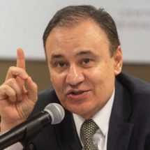 Alfonso Durazo reitera que no reprimirán a policías federales por bloqueo en AICM
