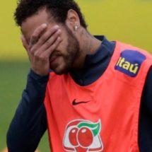 Neymar: Se quedó llorando; su estrategia fue un rotundo fracaso