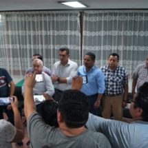 Respaldan empresarios de Tuxtepec estrategias de seguridad