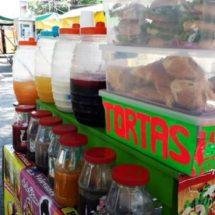 Capacitarán a comerciantes ambulantes por manejo de alimentos