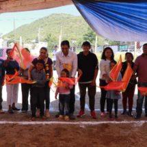 Continúan acciones de obra pública en Xoxocotlán: ALJ