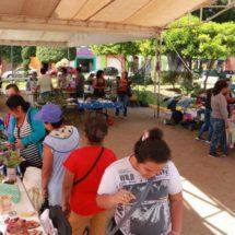 Continúan fomentando práctica del trueque en Xoxocotlán